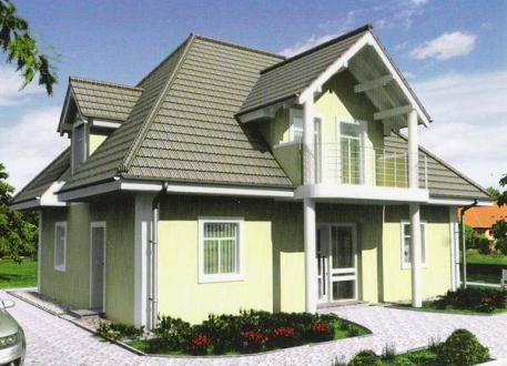 ...individuell geplant ! - Stilvolle Familienvilla im Bungalowstil - www.jk-traumhaus.de