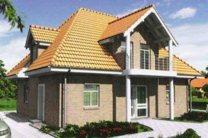 stilvolle familienvilla im bungalowstil jk traumhaus. Black Bedroom Furniture Sets. Home Design Ideas