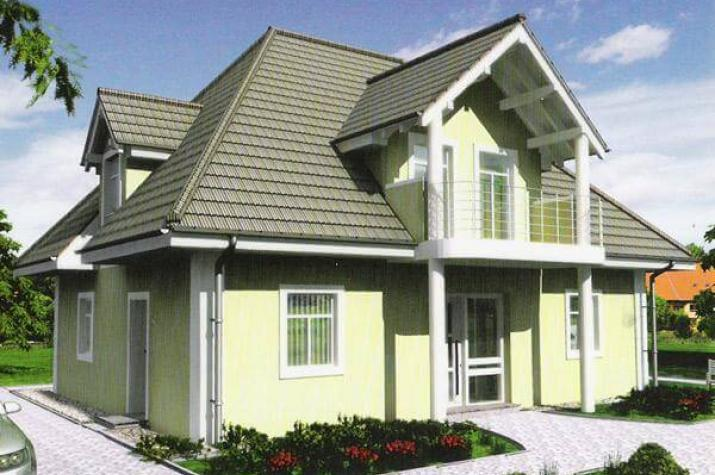 stilvolle familienvilla im bungalowstil. Black Bedroom Furniture Sets. Home Design Ideas