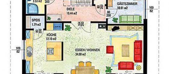 Trendiges eigenheim mit innovativem raumkonzept for Eigenheim grundrisse