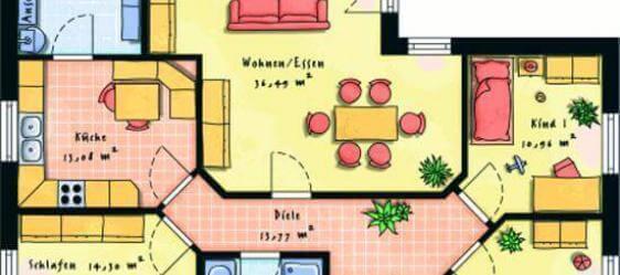 grundriss 140 qm haus ihr traumhaus ideen. Black Bedroom Furniture Sets. Home Design Ideas