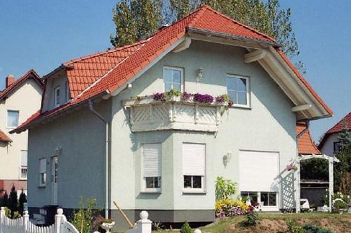 Zweifamilienhaus zwei generationen unter einem dach for Zweifamilienhaus bilder