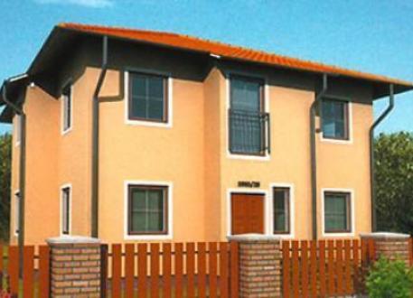 ...individuell geplant ! -Mediteranes Einfamilienhaus mit vier Erkern - www.jk-traumhaus.de