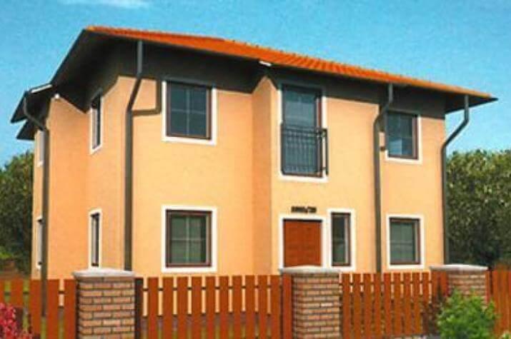 ...individuell geplant ! -Mediteranes Einfamilienhaus mit vier Erkern - www.jk-traumhaus.de - vorschau