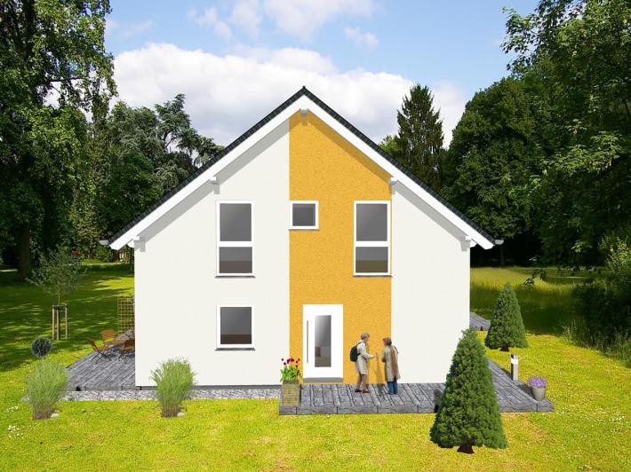 Alle unter einem dach oma und opa wohnen barrierefrei for Klassische architektur