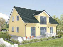 www.BAU-HAUS24.de - FAMILIENHAUS in Ziegel mit 4 Schlafräumen - HAUS REGENSBURG